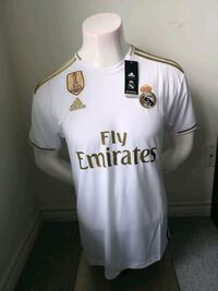 Real Madrid 2020 Home Jersey   Mississauga, L5B 4M7