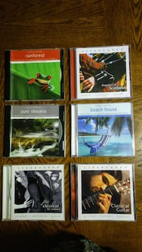 Lifescape and Nature's creation CDs Olympia, 98501