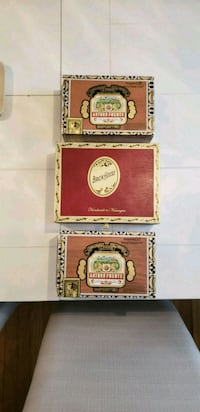 Wooden Cigar Boxes Norfolk
