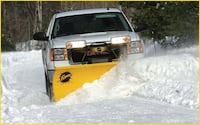 Commercial snow removal Mississauga