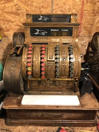 National Cash Register 442 Archbald, 18403