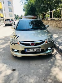 Honda - Civic - 2008 Selim