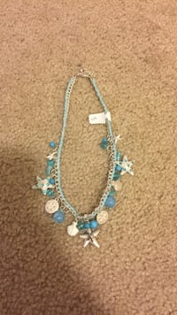 blue charm necklace Glen Burnie, 21061