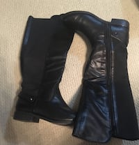 CALL IT SPRING KNEE HIGH SIDE ZIPPED BOOTS  Pickering, L1X 2X4