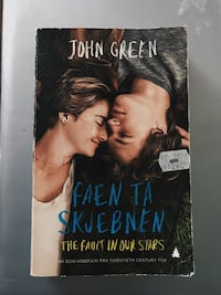 The fault in our stars - John Green Hamar, 2315