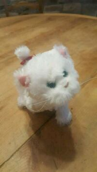Stuffed animal toy makes sounds