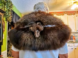XMAS PRICE DROP! Vintage Authentic Real Mink Stole