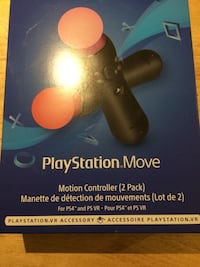 Sony Playstation 4 move controller BNIB. Winnipeg, R3J 2H8