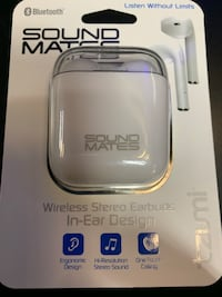 Sound Mates wireless ear buds