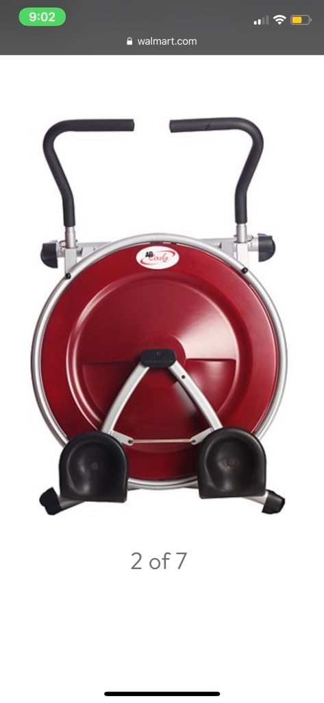 red and black Ab Circle Pro for sale  Reno