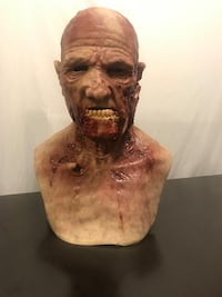 CFX Silicone Zombie Mask and Gloves Molalla, 97038