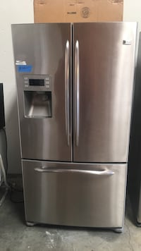 stainless steel french door refrigerator Concord, 94520