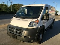 2017 DODGE PROMASTER INSPECTED: WARRANTY Baltimore