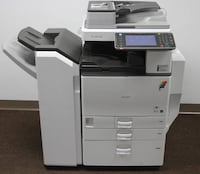 Ricoh MP C3502 Multi-function Printer/Copier/Fax/Scanner w/WARRANTY Washington, 20001