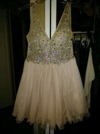Homecoming Dress Formal sz large Orland Park, 60462