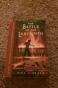 The Battle of the Labyrinth Vancouver, 98682
