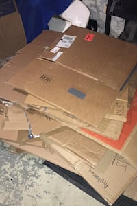 Moving boxes and Packing material Millbury, 01527