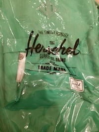 New and real Herschel napsack  Brampton, L6T 3Y4