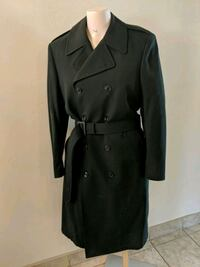 Vintage dark green double lined coat Kitchener, N2N 2X3