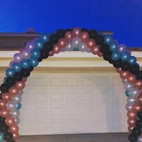 24ft Long Balloon Arch Moreno Valley, 92555