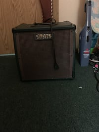 Black and gray guitar amplifier Las Vegas, 89121