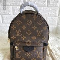 brown monogrammed Louis Vuitton leather backpack Glendale, 91204