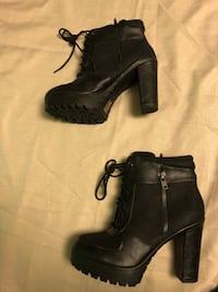 Black heels lace up Las Vegas, 89106