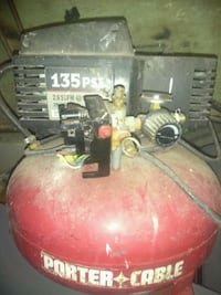 Porter and cable 135 PSI oil-free air tank