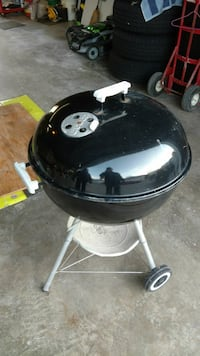 Weber Grill Rehab: Sometimes used is better than new. Cane Fixing, Repurposing, Simplifying deck, garden, The next day was a half off sale, so it'd be $25 if we waited. I was also concerned with parts availability. After digging around online I found out that the Weber grills have used the same internals for the last 20 years or more.