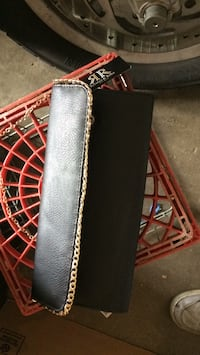 black and brown leather wallet Pleasant Hill, 50327