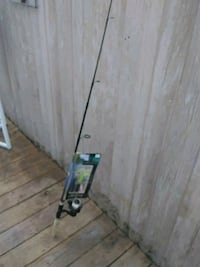 Zebco pro series fishing pole Midwest City, 73130