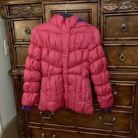 Girls pink / purple size 14 coat Fort Washington, 20744
