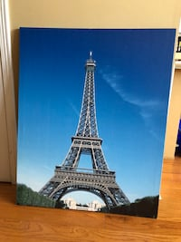 Eiffel Tower Poster Mississauga, L5N 7W1
