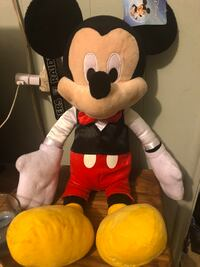 Mickey mouse plush toy with box Stanton, 92841