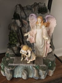 Seraphim angels table top fountain Alexandria, 22304