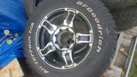 "18"" rubber De Winton, T0L 0X0"