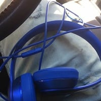 blue Beats by Dr. Dre corded headphones Clearfield, 84015