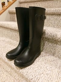 pair of black rain boots Woodbridge, 22193