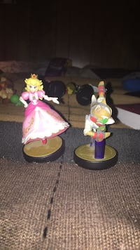 two Super Mario characters figures South Huntingdon, 15698