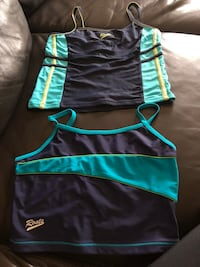 Girls swimming tops Roots size 12 & 14 Mississauga, L5H 3T3