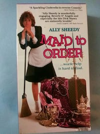 Maid to Order vhs (New)