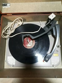 Old RCA record player Edmonton, T5X 3W7