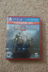 PS4 God of War Video Game