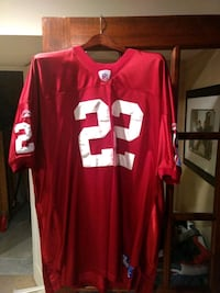 red and white NFL jersey Upper Marlboro, 20772