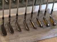 Nike SQ Sumo (Oversize) Golf Irons (PW THRU 4) Right Handed Carteret, 07008