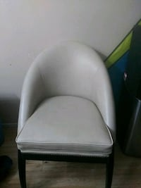 2 leather chair in good condition North Las Vegas, 89030