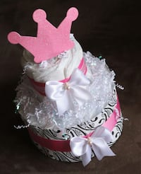 Diaper cake  Chantilly, 20151