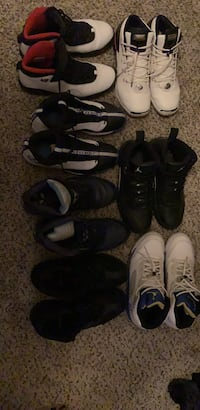 AIR JORDANS ALL FLAVORS  SIZE 13 GOIN FAST GOOD DEAL HMU GREAT CONDITION CASH ONLY 523 mi