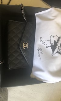 Real Chanel purse Mississauga, L5H 1G6