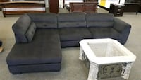 Grey Sectional Sofa  Brampton, L7A 2L2